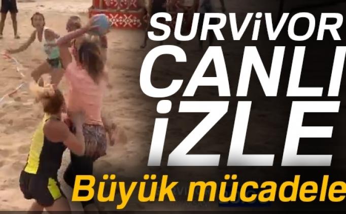 Survivor dün kim elendi? Survivor'da kim elendi? 16 Nisan Pazartesi Survivor izle