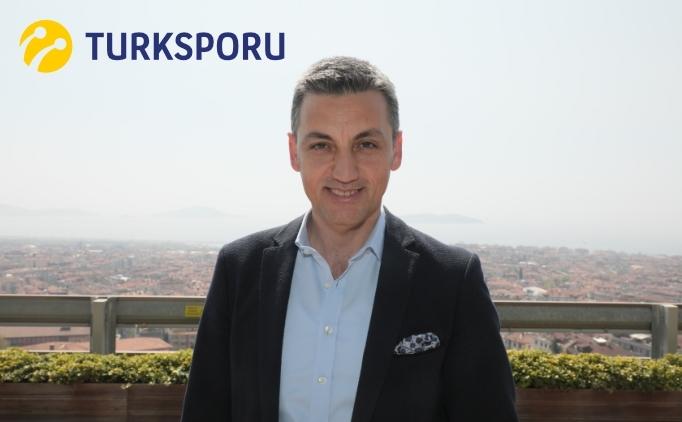 İsmail Bütün: 'Türk sporunun en büyük destekçisiyiz'