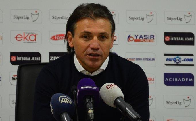 Tamer Tuna: 'Osmanlıspor maçını kazansaydık...'