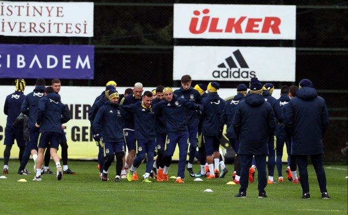İşte Fenerbahçe'nin derbide Galatasaray'ı imha taktiği