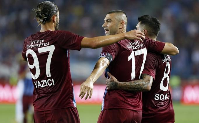 Burak Yılmaz: 'Arda transferi için Başakşehir'i tebrik ederim'