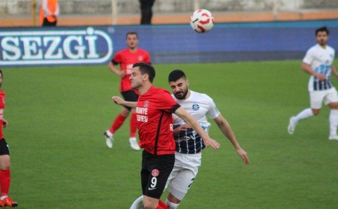 Adana Demirspor 0 Ümraniyespor 1 Maç Özeti Ve Golü 16 Mart