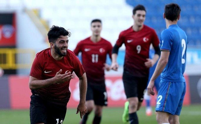 Ümit Milli Futbol Takımı Pazartesi günü toplanacak