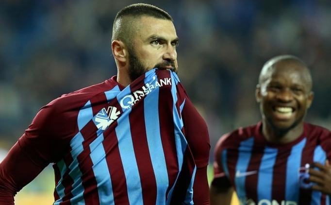 Beşiktaş'ın Burak Yılmaz için 6 milyon euro + Mitro teklifi reddedildi