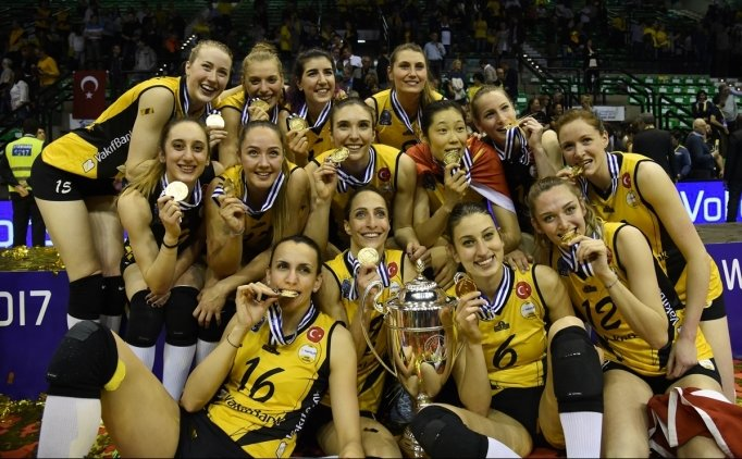 Türk voleybolu altın çağını yaşıyor!