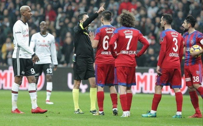 Karabüksporlu Skulason'dan Beşiktaş'a teşekkür