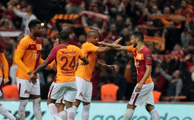 Galatasaray'ın şampiyonluk yolu: ''Deplasmanları''