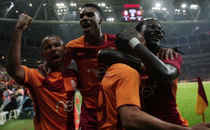Galatasaray, çılgın seriyi devam ettirme peşinde