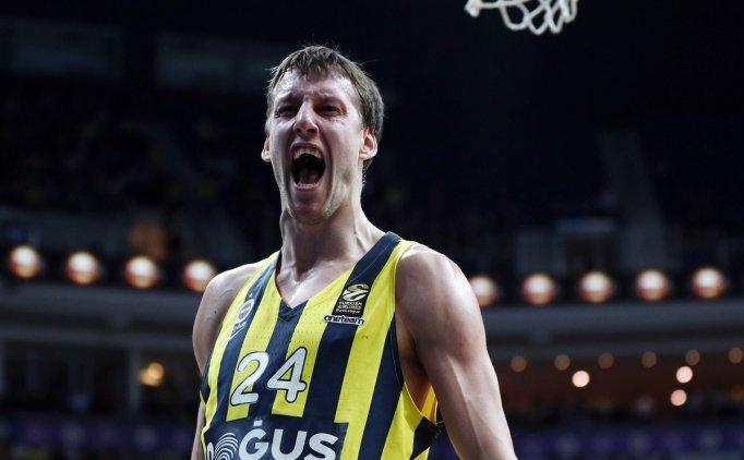 EuroLeague'de haftanın MVP'si Jan Vesely!