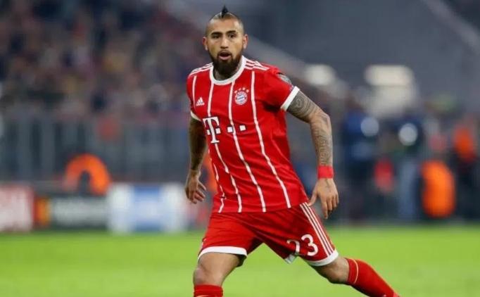 Arturo Vidal: 'Bayern Münih maçlarını iple çekiyorum'