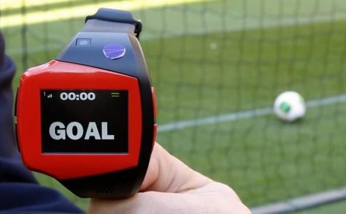 Fransa'da gol çizgisi teknolojisi kaldırıldı!