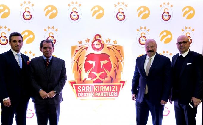 Galatasaray ile Turkcell arasında işbirliği anlaşması!