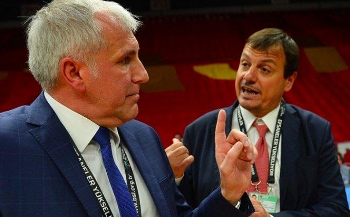 Zeljko Obradovic: ''Efes iyi oyun sergiledi''