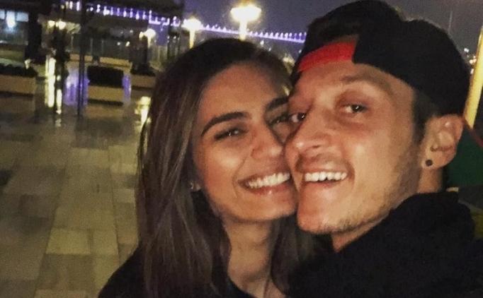 Mesut ve Amine düğün tarihini belirledi! Mekan Boğaz'da...