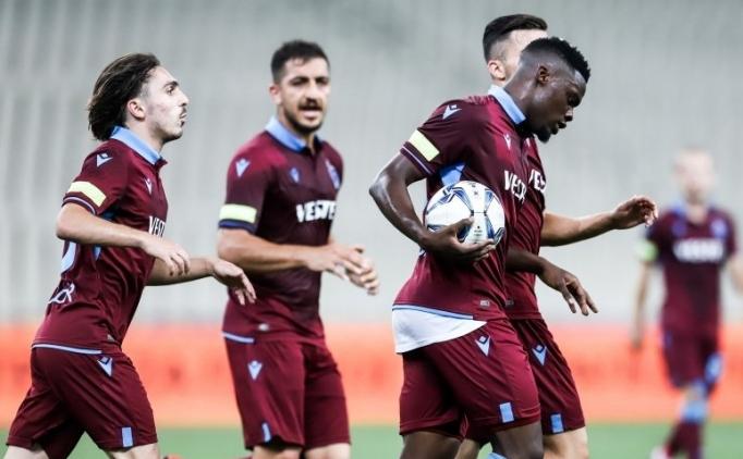 Trabzonspor-AEK! Muhtemel 11'ler