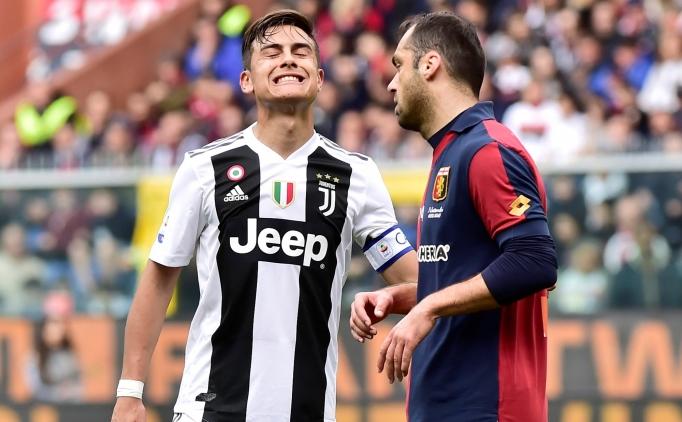 Ronaldo'suz Juventus ligde ilki yaşadı!