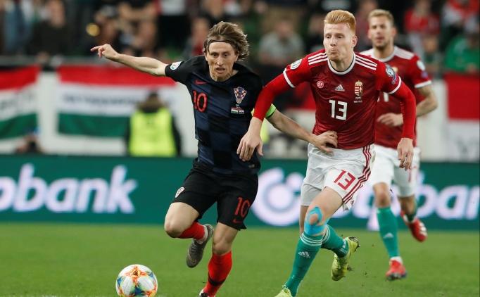 Macaristan Hırvatistan maçı kaç kaç bitti? Özet ve goller izle
