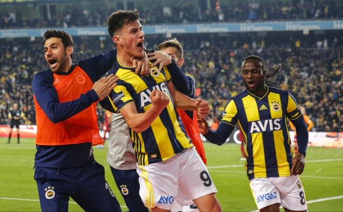 Galatasaray'ın Kadıköy'de kazanamama serisi 23 oldu
