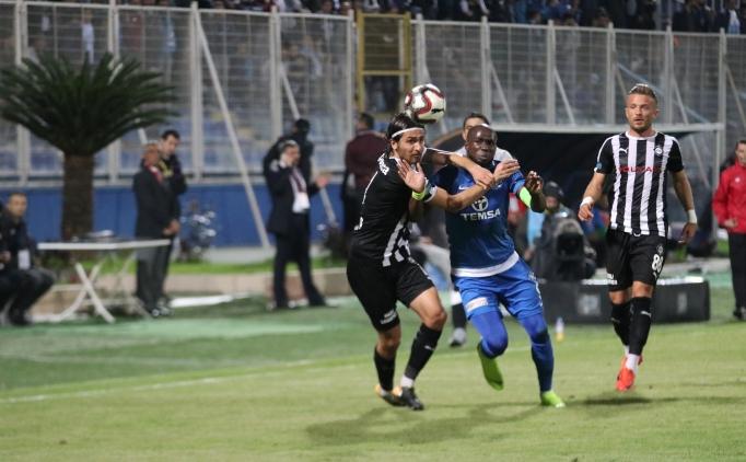 Adana Demirspor, Altay'dan kaçamadı!