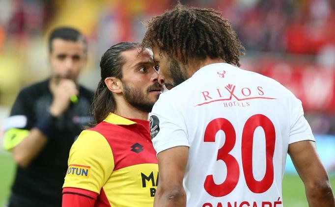 Antalyaspor'dan büyük hakem tepkisi!