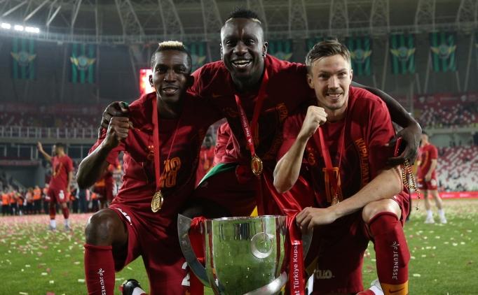 Galatasaray kupada rekorunu geliştirdi