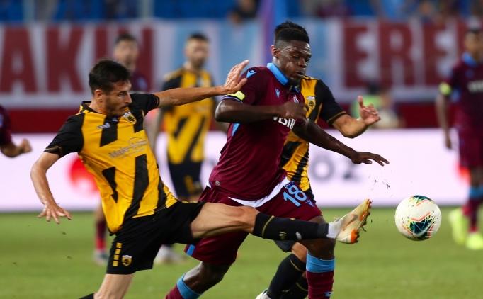 Trabzonspor UEFA'da iddialı: 'Gruptan birinci çıkacağız'