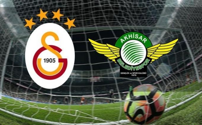 Galatasaray Akhisarspor maçı şifresiz mi yayınlanacak? GS Akhisarspor hangi kanalda?