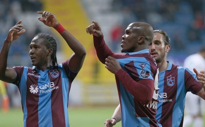 Trabzonspor'un Kayserispor  maçı muhtemel 11'i!