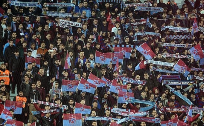Trabzonspor taraftarından Basel maçına yoğun ilgi
