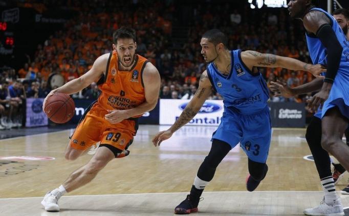 EuroCup'ta şampiyon Valencia Basket!