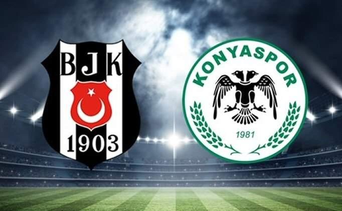 Beşiktaş Konyaspor maçı özeti izle, Beşiktaş maçı 5 golü izle