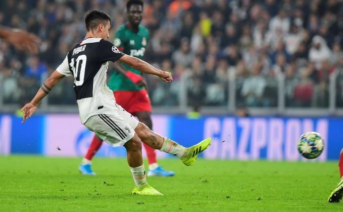 Juventus, Paulo Dybala ile geri döndü!
