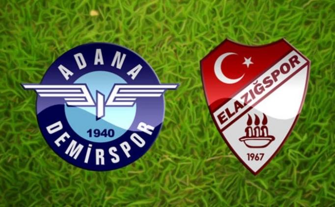 Elazığspor Adana Demirspor canlı hangi kanalda? Elazığspor Adana Demirspor maçı saat kaçta?