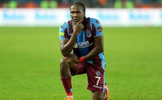 Trabzonspor'un derbideki güvencesi Rodallega