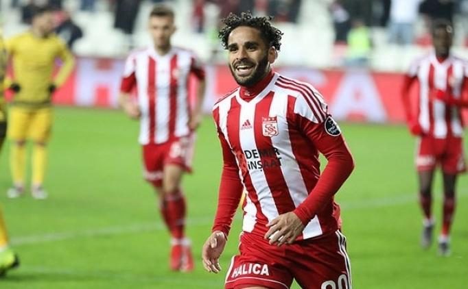 Sivasspor'dan Douglas için Galatasaray'a transfer cevabı