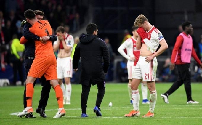 Frenkie de Jong: 'Tottenham finali hak etti'