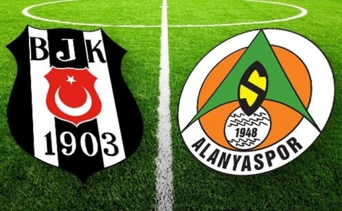 ÖZET : Beşiktaş Alanyaspor maçı tüm golleri izle