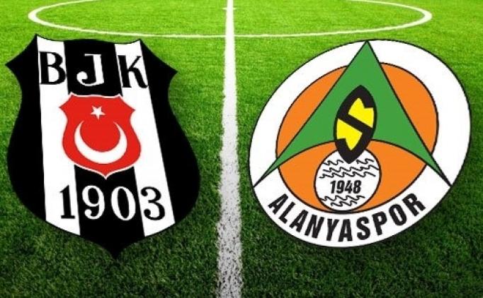 Beşiktaş Alanyaspor maçı geniş özet İZLE(beın sports izle)