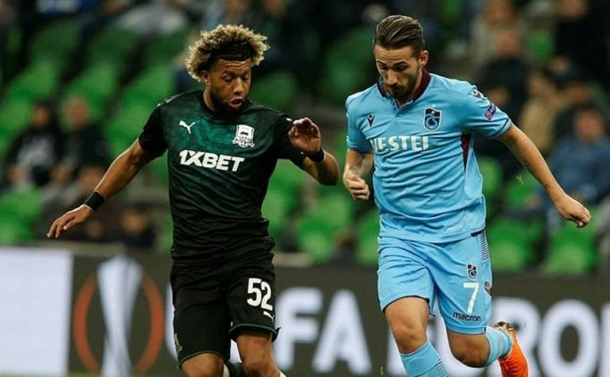 Trabzonspor'da Avdijaj'ın kaderi 6 maça bağlı!