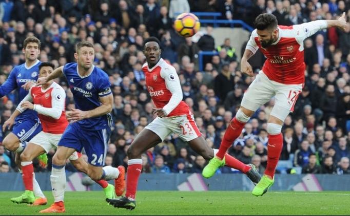 Chelsea ve Arsenal finalde ama uçuş yok!