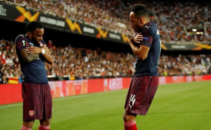 Gameiro direndi, Arsenal golcüleriyle finale uçtu!
