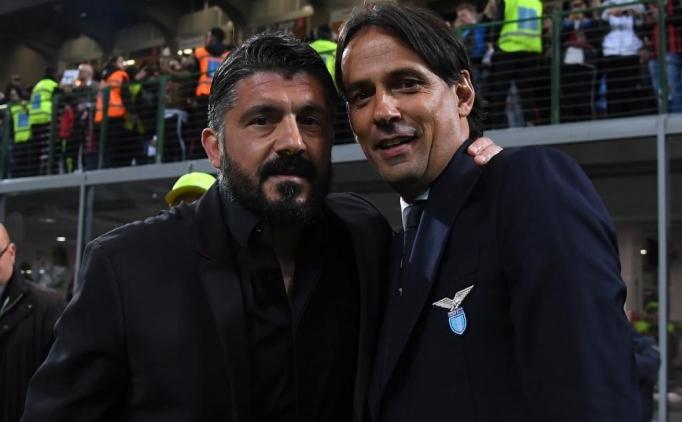 Milan'da Gattuso'nun yerine Inzaghi kararı!