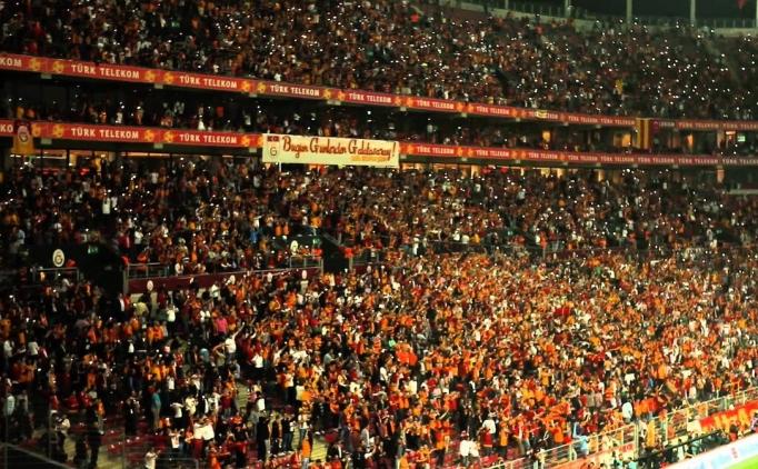 Galatasaray'dan kombine rekoru!
