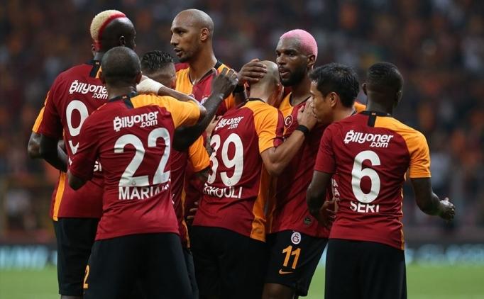 Galatasaray'ın Şampiyonlar Ligi fikstürü belli oldu!