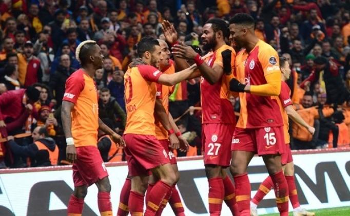 Galatasaray'ın iç sahada tek rakibi; Liverpool