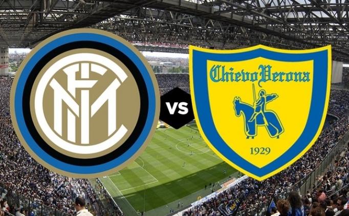 Inter Chievo maçı canlı hangi kanalda? Inter Chievo saat kaçta?