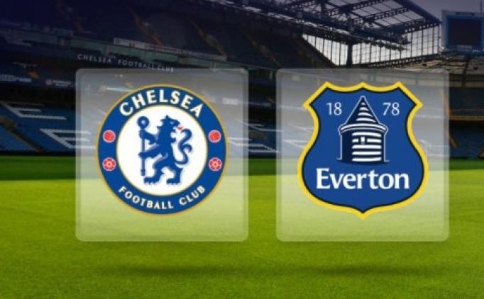 Everton Chelsea canlı hangi kanalda? Everton Chelsea maçı saat kaçta?