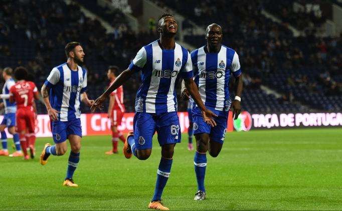 Trabzonspor'un Porto'dan sürpriz transfer hedefi