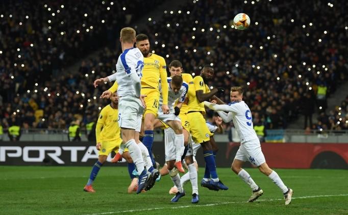 Chelsea, çok rahat çeyrek finalde!