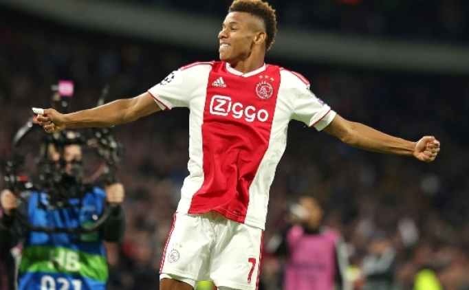 Atletico Madrid'in transferde ilk hedefi Ajax'tan!